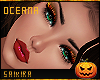 Aries Oceana Makeup