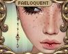 F:~Belle earrings gold