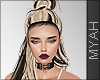 & Flor Dreadlocks Blonde