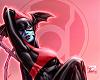 Red Lantern Bleez top