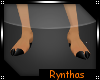 (M) Anyskin Cloven Feet