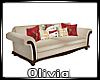 *O* Cozy Xmas Sofa