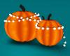 Pumpkins w/ lights