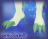 Sage Sergal Feet M