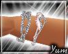 /Y/Pink Diamond Bracelet