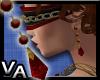 VA Blood Tears Earrings