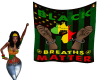 BLM Breaths TAPESTRY