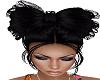 Staci Bow Updo Black