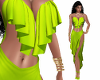 Sundra Lime Green