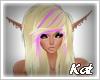 Kat   Loren blonde prple