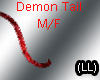 {LL}Animated Demon Tail