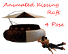 Anamited Kissing Raft
