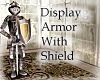 Display Armor and Shield