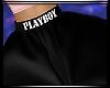 playboy joggers blk