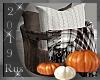Rus: Fall Pillow Basket