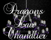 Dragons Lair Chandlier