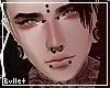 [B] face piercings