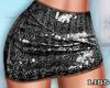 J | Black Glamour Skirt