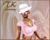 ~TK~Erotica Blonde w/hat