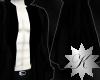 {K} L.N Black Trenchcoat
