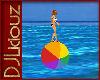 DJL-RB Beach Ball Ani