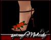 Hallow's Eve Bridal Shoe