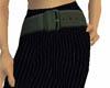 pin stripes skirt