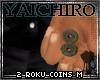2 Roku Coins M