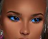 real blue eyes