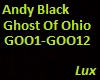 Andy Black Ghost Of Ohio