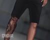 Grey Shorts + Tats