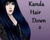 Kanda Hair Down 2/2