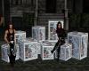 Mosaic Pose Boxes