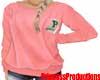 PH-Free Top:Coral Pink