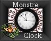 ~QI~ Monstre Clock