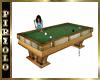 Grunge Pool Table