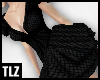 [TLZ]Black Net Dress