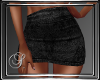 (SL) BPaisley Jean Skirt
