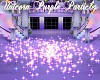 Unicorn Purple Particles