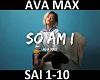 Ava Max-So Am I