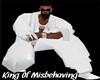 The King Of Misbehaving
