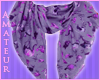 Hailey Scarf !Purple!