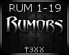 !TX - Rumors