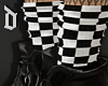 Checker Layer Socks