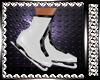 *SJ*PVC Skates *White*
