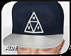 A| HUF Triangle Snapb