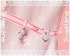 Heart Belt |Pink