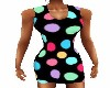Short Polka Dot Dress