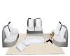 Beach Wicker Couch