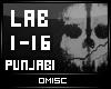 |M| Label Black |Punjabi